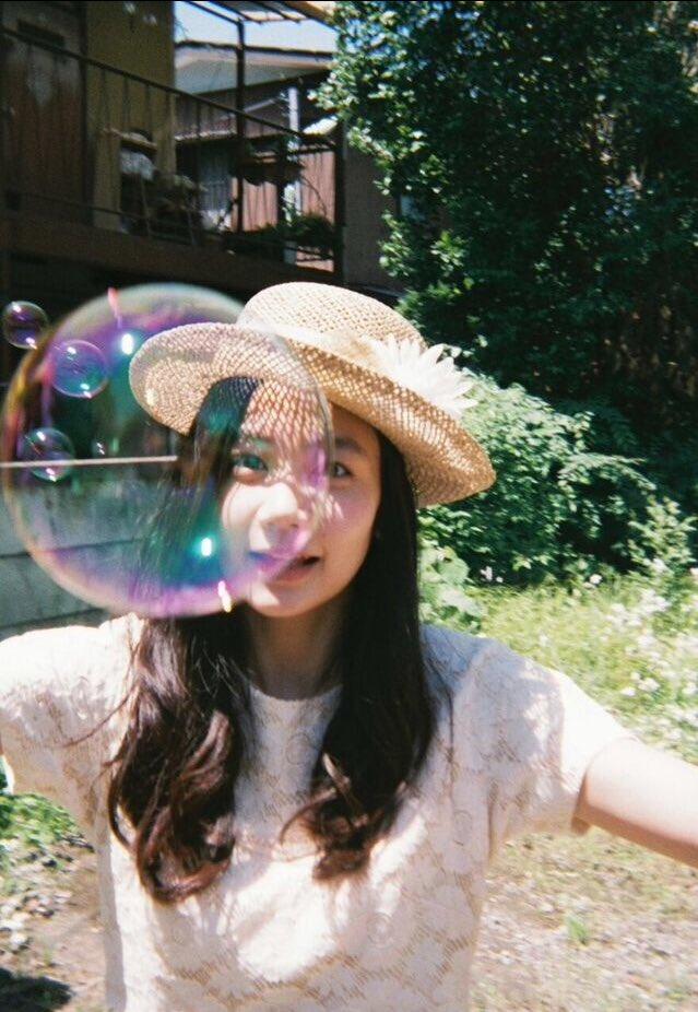 本日発売のTVガイドPERSON VOL.46で清水富美加さんを撮影しました 写ルンですの企画ページです https://t.co/n90GmIrhaZ