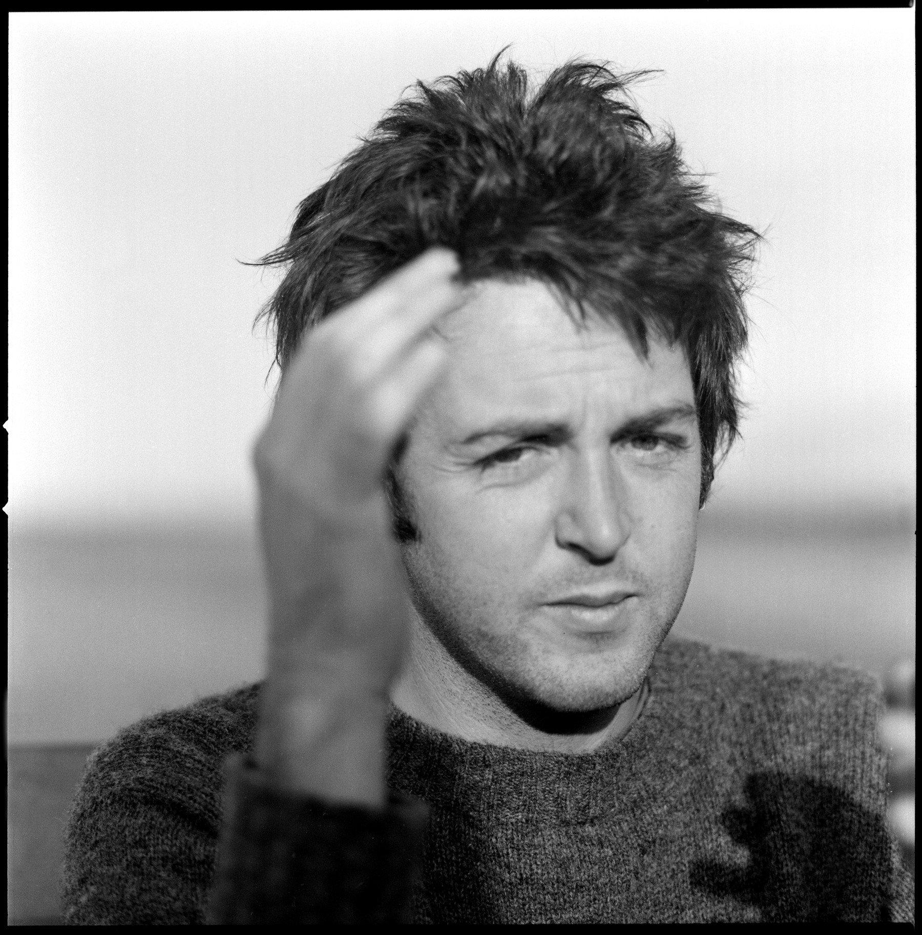 Photo of Paul in Scotland, by Linda McCartney #ThrowbackThursday #TBT #PureMcCartney https://t.co/7X0eL0szWN
