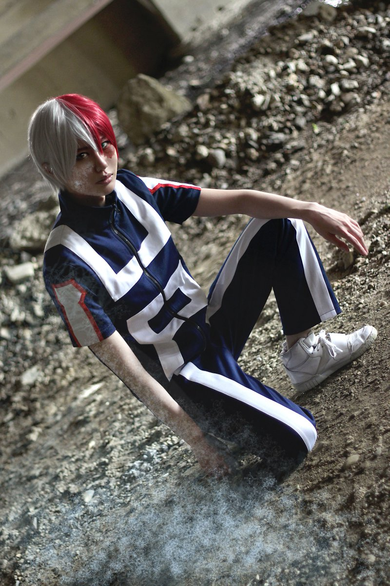 [cos] 僕のヒーローアカデミア -  토도로키 쇼토 (轟焦凍)p_캇짱해줬으면 콧치님()오레와 감밧다제...😔