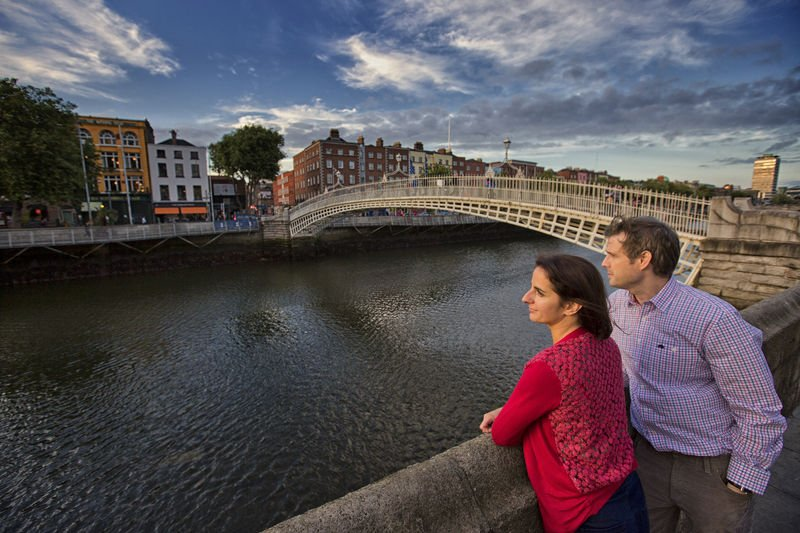 We've welcomed 10.3m passengers so far this year, underpinning Irish tourism growth.