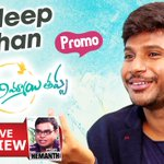 RT @iDreamMedia: Here's the promo of @crhemanth's interview with @sundeepkishan about #OkkaAmmayiThappa ► https://t.co/qKJK9qQwHq https://t…