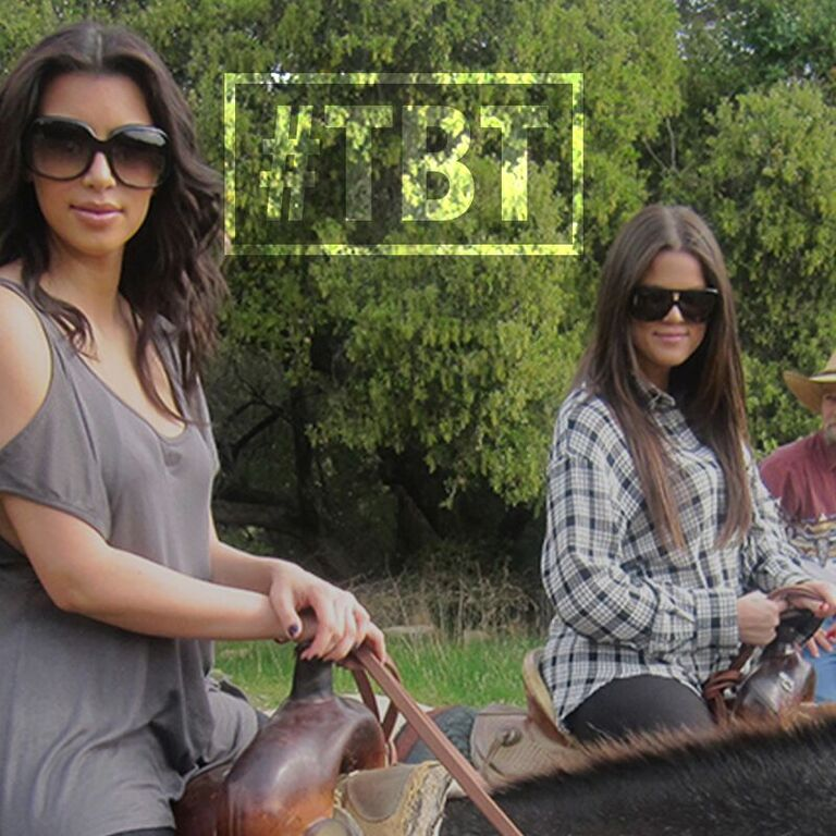 #TBT to that time Kim and I planned the worst vacation for Kourtney!!! ????On my app https://t.co/4JWmdy7q43 https://t.co/zUwCxybwoc
