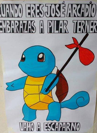 Una maestra le pidió a sus alumnos que hagan memes después de leer Cien Años de Soledad y salió esta maravilla https://t.co/TKZ6kfpYqp