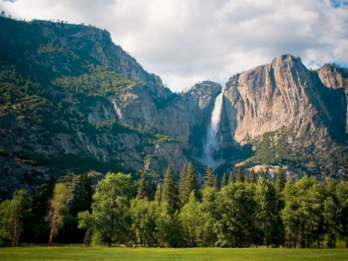 RT @travelchannel: 13 must-see @YosemiteNPS attractions -