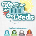 #Leeds as it continues to be warm over the next few days please stay healthy this summer & follow these simple steps https://t.co/qUlYmet9Yk