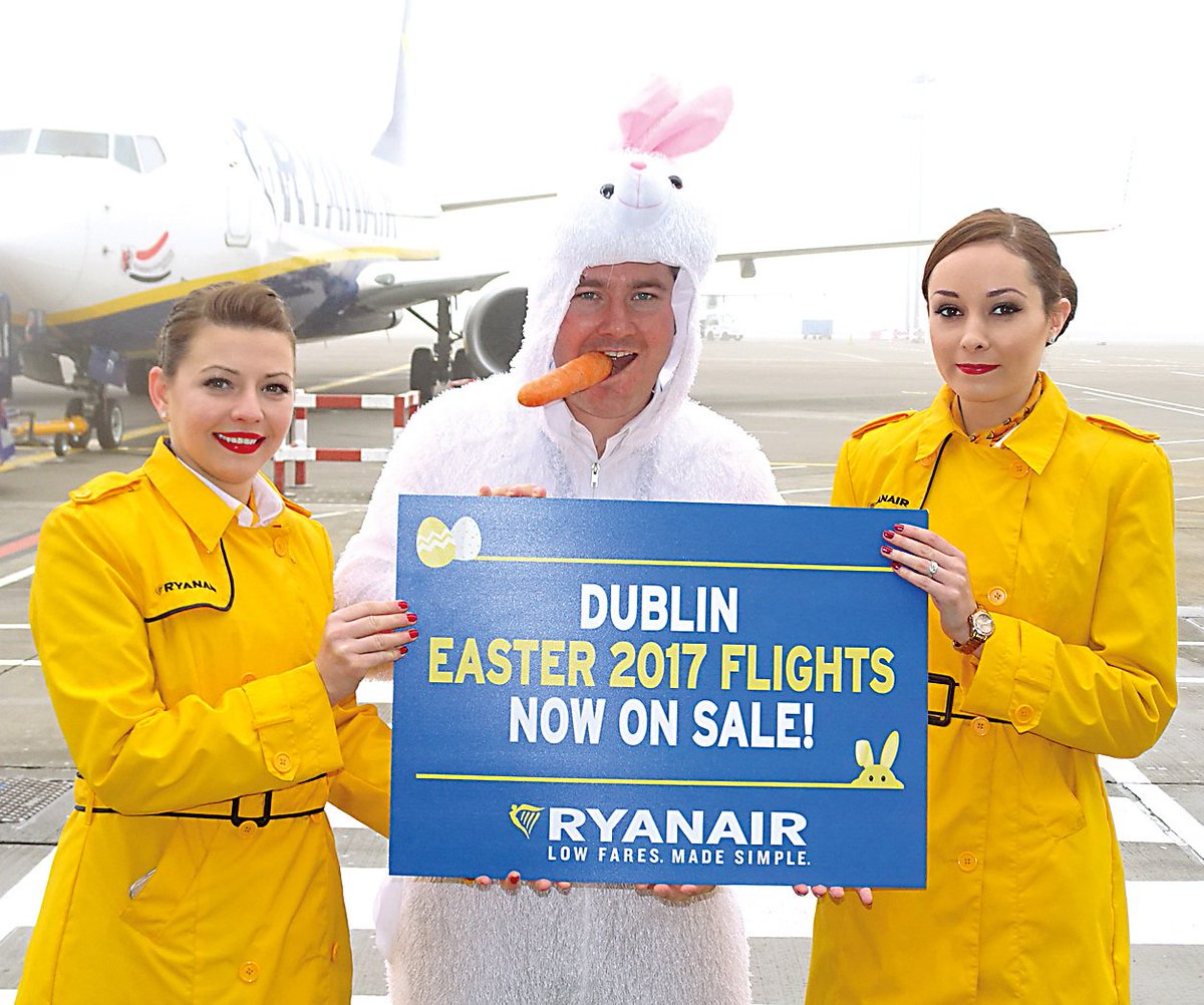 We've launched our Dublin Easter 2017 schedule 3 months earlier than last year