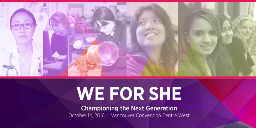 JUST IN: @BCGovNews @BoardofTrade + @TheWEBAlliance are excited to announce #WeForSheBC WeForSheBC.ca #bcpoli #gvbot https://t.co/LZSDioYAls