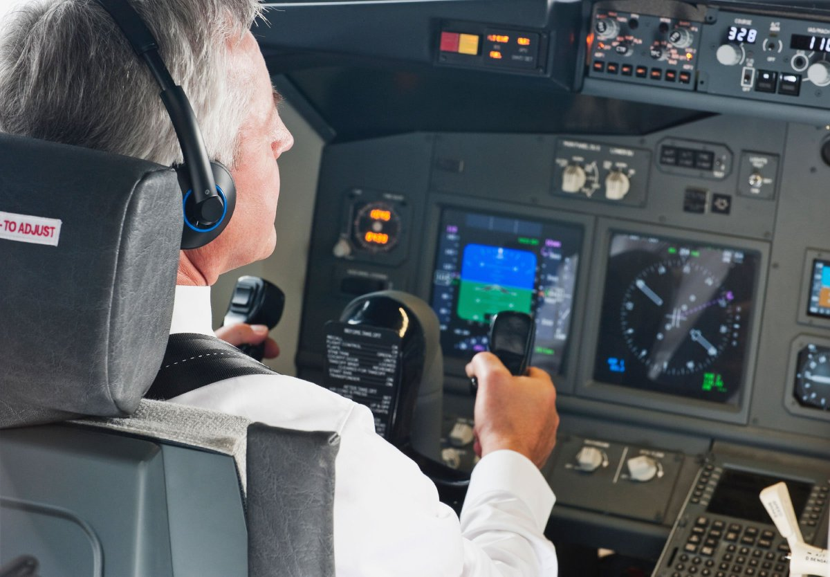 U.S. Commercial Aviation Community Targets Pilot Mental Fitness
