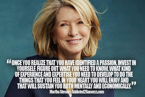 Martha Stewart.- #quote #image https://t.co/qPiXZToR1n https://t.co/HHS3hvpJ6x https://t.co/sYH29qJuIq