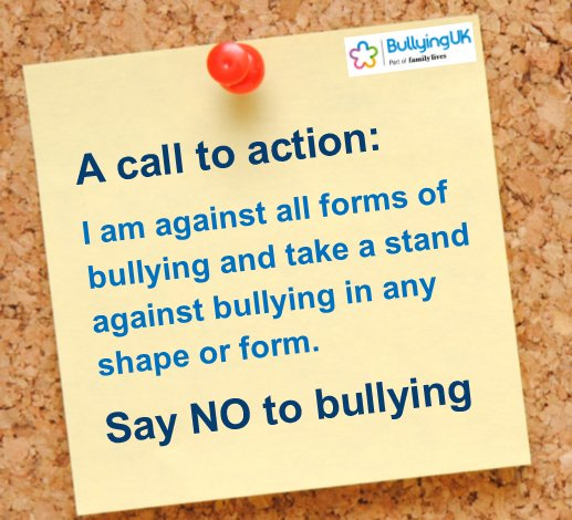Please share if you stand with us in saying NO to #bullying & choosing kindness, always. https://t.co/2ULCZl5p9q https://t.co/hEhpc5xyP0