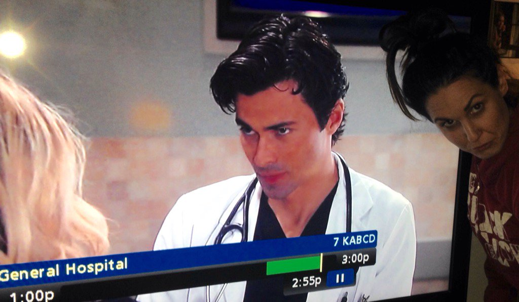 Watching the one and only @mattcohen4real on @GeneralHospital #greatactorgreatguy https://t.co/UC6IGGL3pn