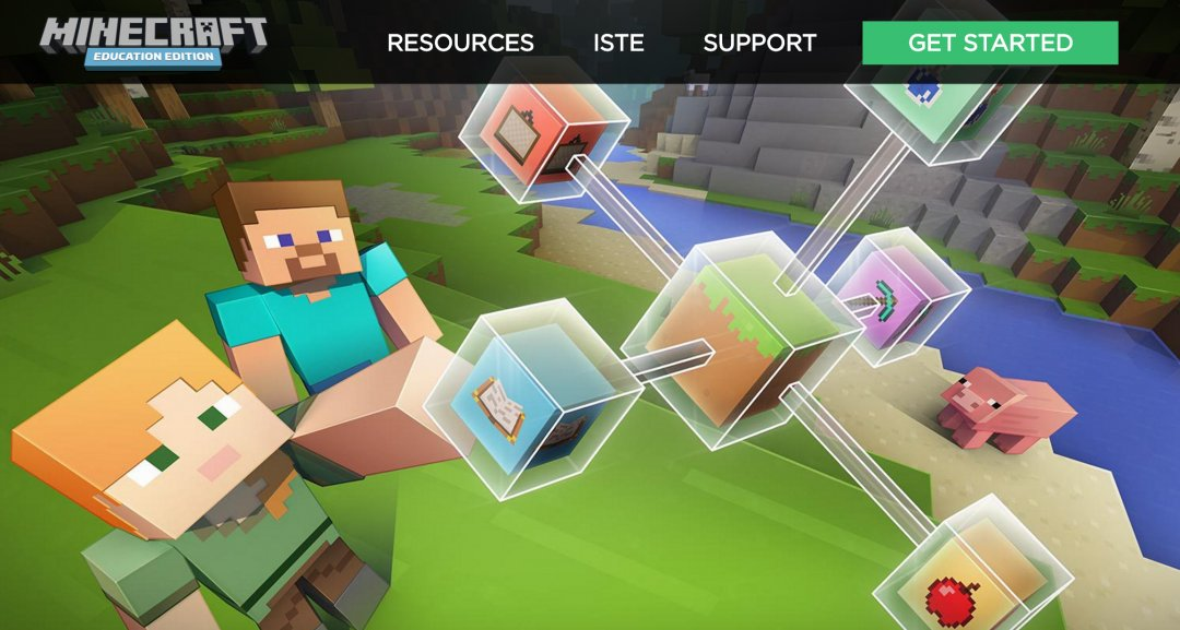 Act fast! Schools can download a special education version of Minecraft for free: https://t.co/HNecwS6mYn https://t.co/kmYD5fCCu5