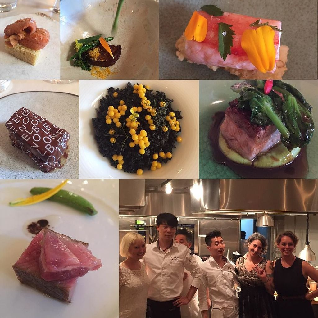 Stunning collaborative Kor-Brooklyn dinner @eatblanca @theworlds50best #A&ND #Elbon. https://t.co/bVkmQYdFVz https://t.co/wAk3p8M2ZX