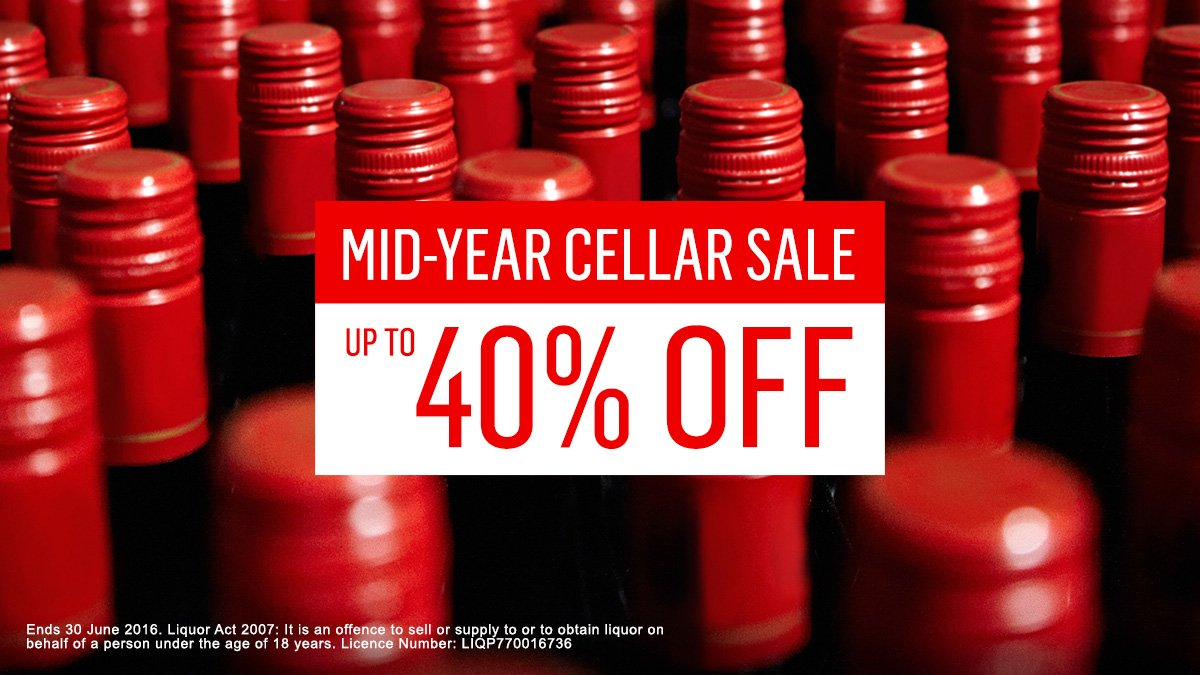 Save up to 40% on top wines at the Qantas epiQure mid-year sale. Be quick! Stock is limited.