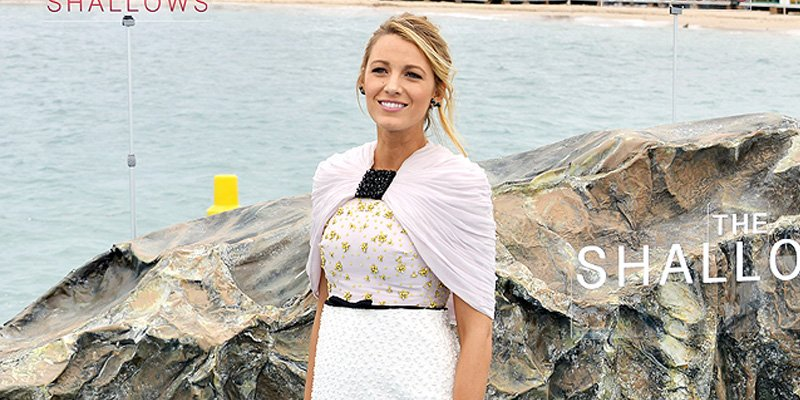 Blake Lively's latest TBT proves she was destined to play the leading lady in