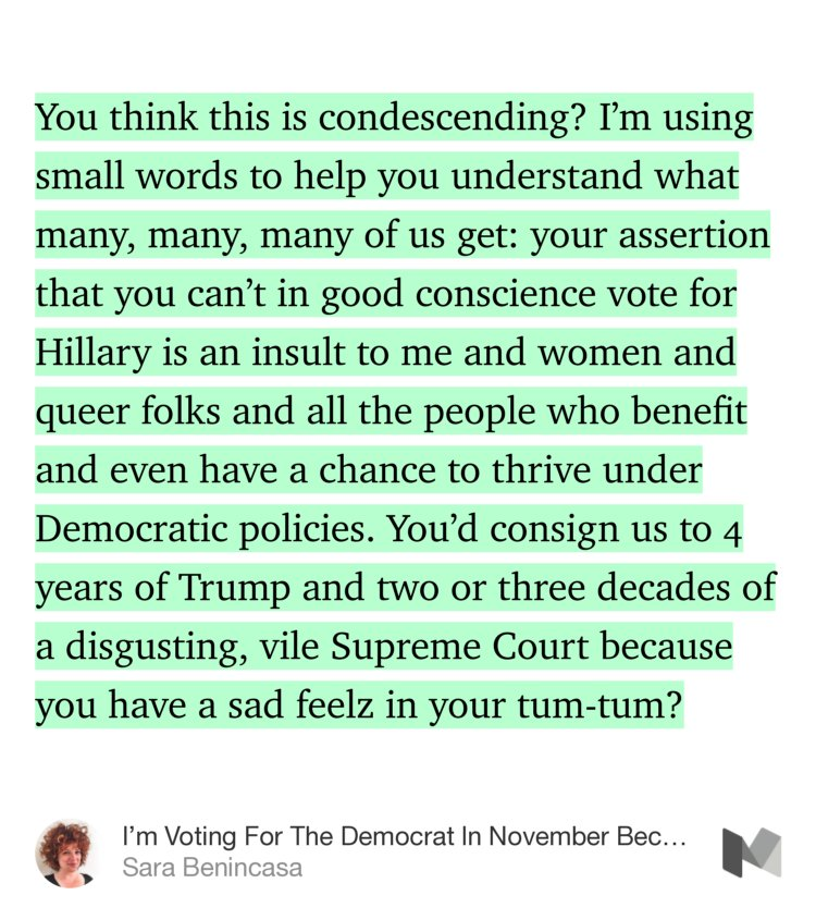 """You think this is condescending? I'm using small words to help you…"" — @SaraJBenincasa https://t.co/OtanlJIjy3 https://t.co/ANOl5Rs6Yq"