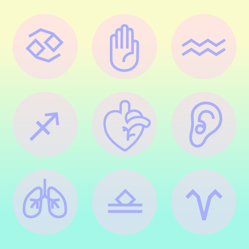Horoscopes are back! Health probs you should look out for based on your sign are on my app! https://t.co/4JWmdy7q43 https://t.co/O6AeKMcXEW