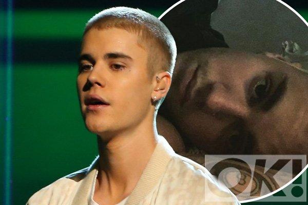 Justin Bieber looks downcast following alleged 'brawl' outside hotel: