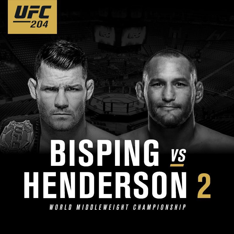 Not confirmed, but it looks like Bisping-Hendo 2 is gaining momentum. Are you interested in seeing this rematch? https://t.co/er6HOFmEaE