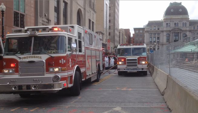 PODCASTS: Report- More firefighters needed in Providence https://t.co/bAh2ioKMCi @GeneValicenti @pauldoughty799 https://t.co/NjMwHQQgGW