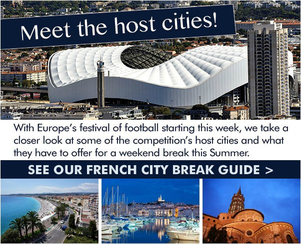 EURO2016 Meet the host cities ->
