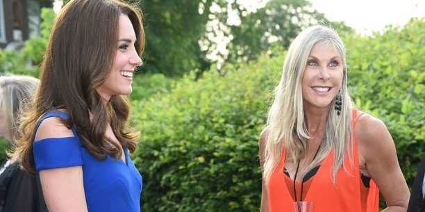 Kate Middleton looked just incredible at Kensington Palace last night! PICS: