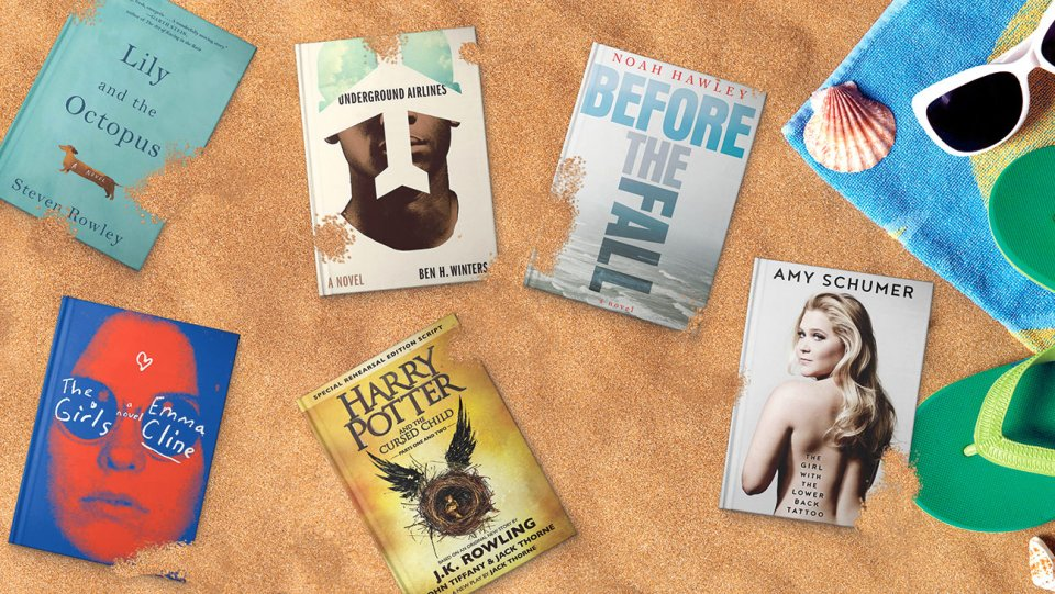 Summer books: @Amy Schumer's memoir, Harry Potter sequel and 16 must reads