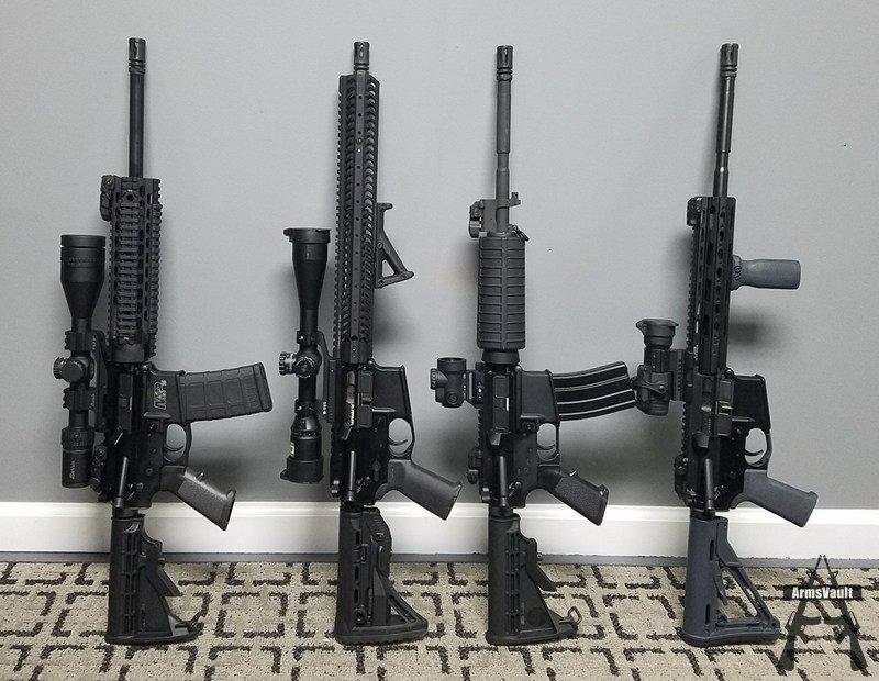 Pre-Shooting Range AR-15 Rifle GlamourShot https://t.co/8RtWJATuWw https://t.co/QNp5WbDgxq