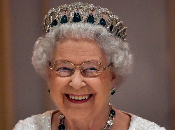 Happy 90th official birthday to Her Majesty The Queen. A truly remarkable Veteran and an inspiration to us all! https://t.co/vCJw77v8PW
