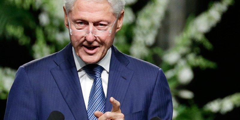 Bill Clinton eulogizes Muhammad Ali: