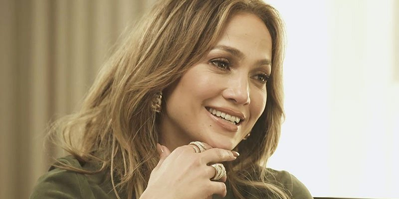 Jennifer Lopez says she was pressured to lose weight early on in her career
