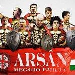 RT @MiccioReggiano: #daicandom #teamreggio #Arsân @SilinsOjars @rkcharitygroup @TheShark91 @ilpupazzo33 @pietroaradori @PallacReggiana http…