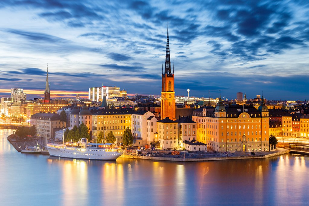 Stockholm cityscape | Photography by ©Loïc Lagarde https://t.co/nE49C1n0oa