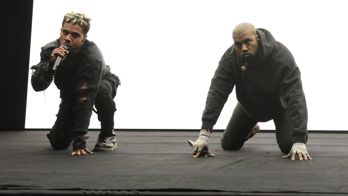 Kanye West Loves @VicMensa's New Video, And You Will, Too