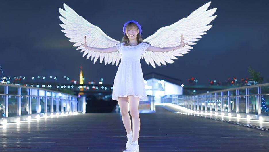 この瞬間、確かに翼が見えた♪ Blue Starを踊ってみた@いとくとら (3:45) https://t.co/XfIaGdp2dN #sm29026973 https://t.co/K0TkixjI7T