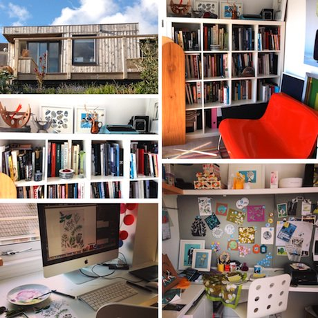 New She Sheds gallery - share your garden rooms! This is @alison_bick's in Cornwall https://t.co/9HQCQznEHR https://t.co/kCcIZeofFb