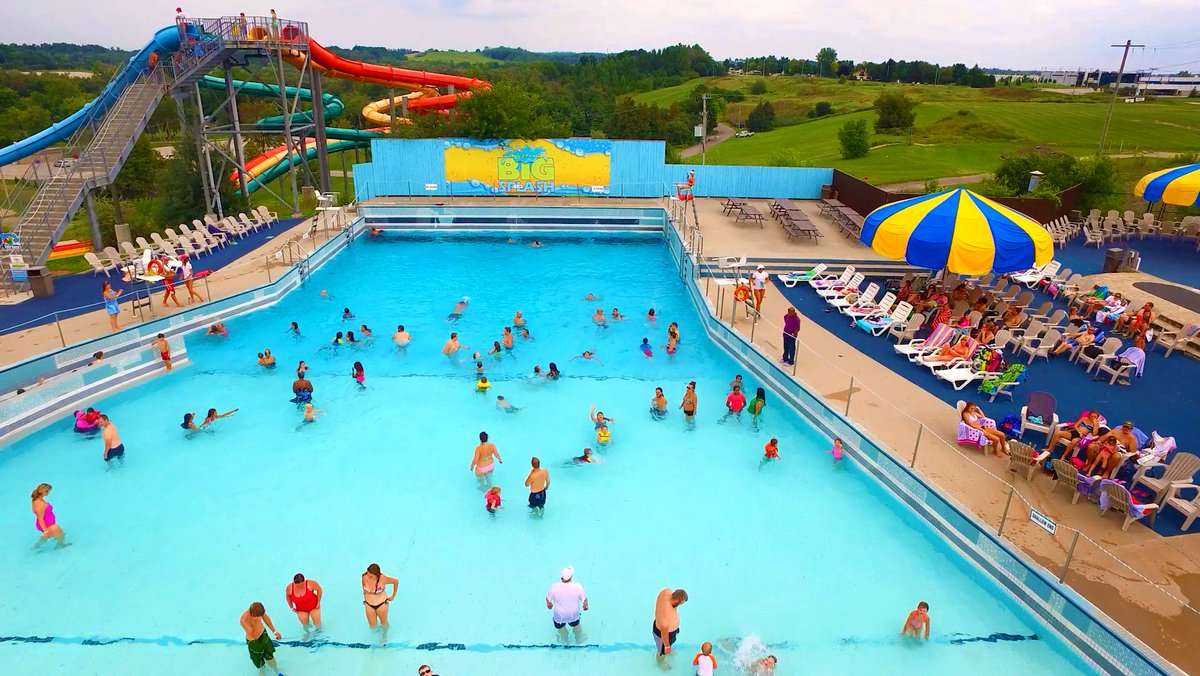 Big Splash is OFFICIALLY OPEN! RT if you're planning on visiting this summer! #KWAwesome #WRAwesome #WRTalk https://t.co/fN3woSUtdt
