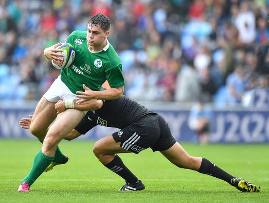 Wow! Congratulations to @IrishRugby u20s, brilliant win over the Baby Blacks. #WorldRugbyU20s #ForVictory https://t.co/smZWlHkVFI