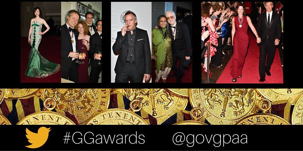 Good news! Still some tix @GovGPAA! Head to @CanadasNAC and join us for #GGAwards #GGPAA! Follow #GGPAAx20YS LIVE! https://t.co/RsNkP9IV52