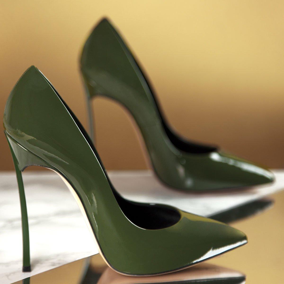 Как сделать глянцевую обувь матовой