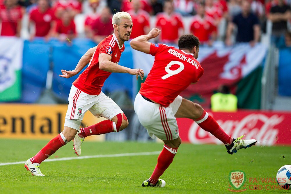Amazing start to our @EURO2016 Campaign.. Incredible Feeling #TogetherStronger #WAL https://t.co/RQd6ScP26I