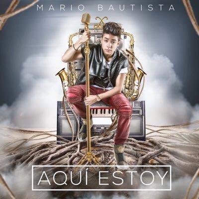 Felicidades hermano @mariobautista_ #AquiEstoyEniTunes ¡mucho orgullo!