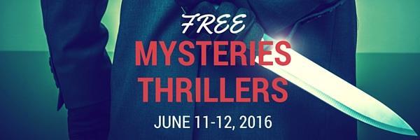 Get #FREE mysteries/thrillers https://t.co/FK9p3KJsMB June 11-12 #FreeMystery #FreeThriller #FreeSuspenseBks https://t.co/F2XQTCDryX