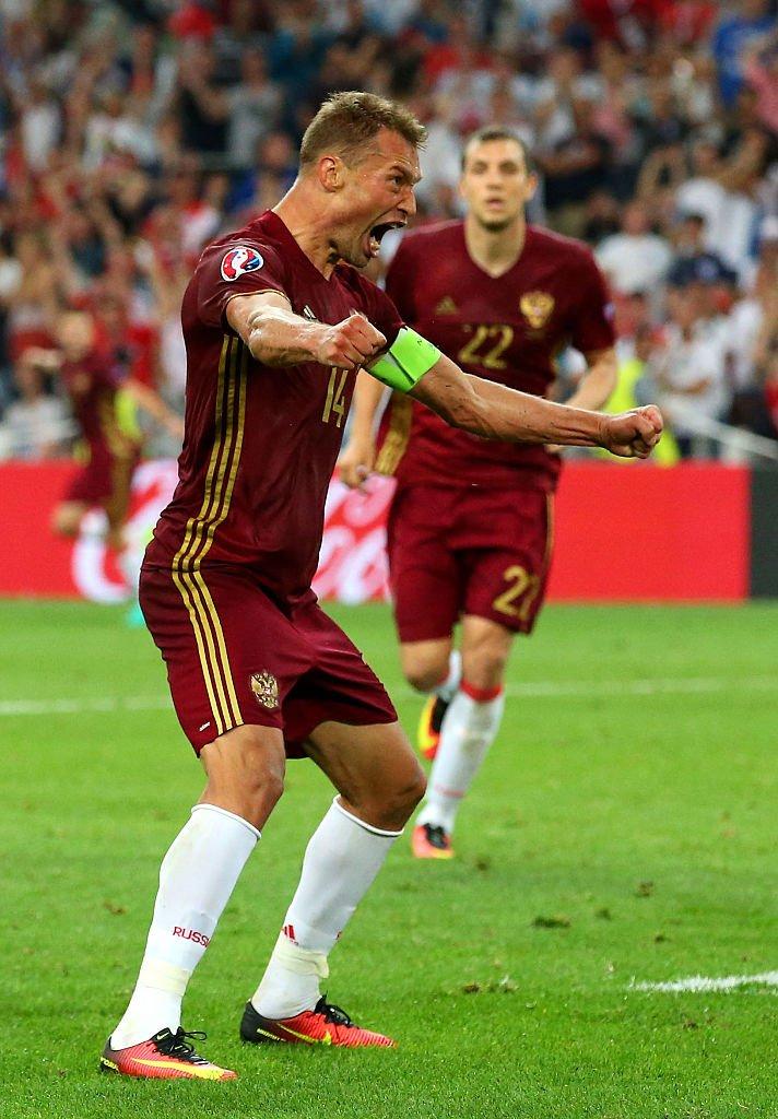 Евро-2016: березуцкий забивает на последних минутах