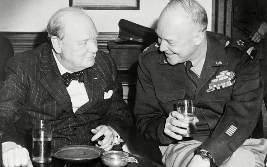 """""""The gin and tonic has saved more Englishmen's lives, and minds, than all the doctors in the Empire"""" - Churchill https://t.co/N75b7vgcF8"""