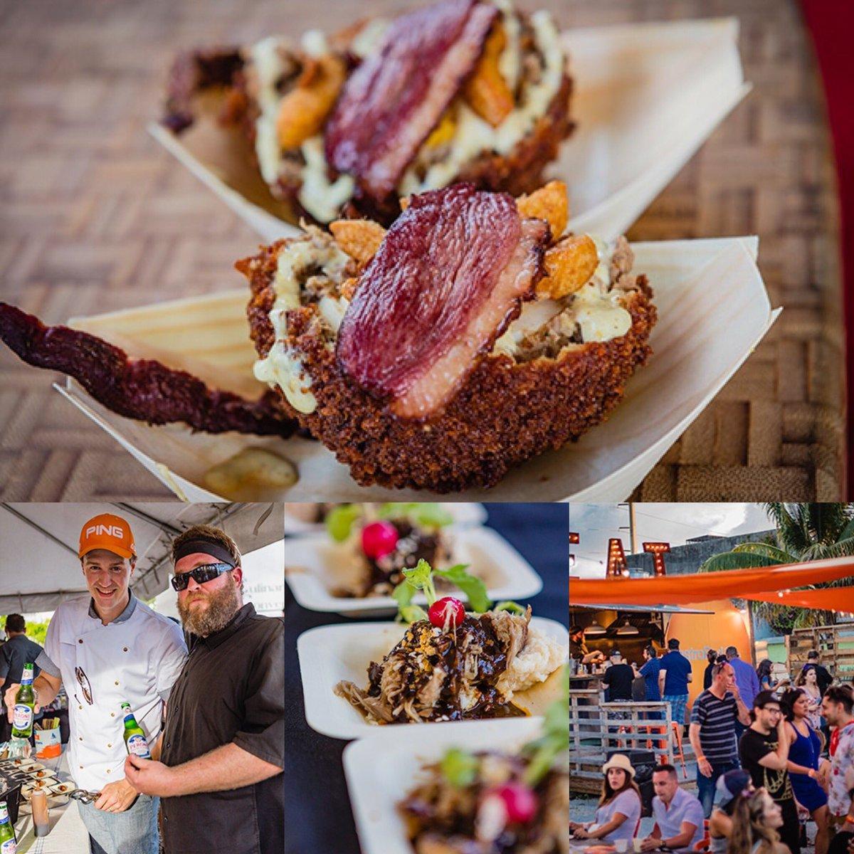 Duck Duck Goose Wows in Wynwood. Created Chef Jeremiah Bullfrog & benefitting the Epilepsy Foundation of Florida https://t.co/DOdrjbjVfI