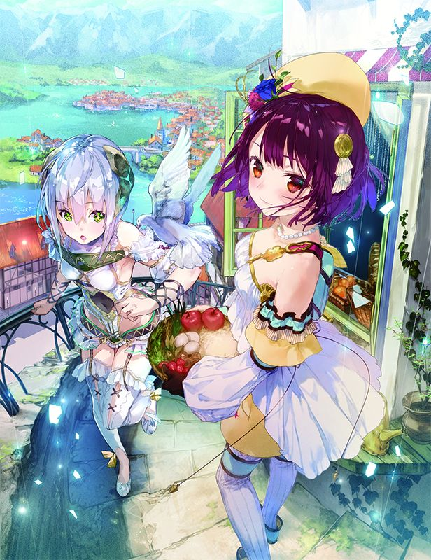 We've got a code for Atelier Sophie on #PS4 to giveaway. Follow then RT to win it. https://t.co/b7gtQ9pFCu