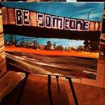 #besomeon #Houston #oilpaint #art https://t.co/ahB9BoHxNB