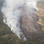 Wildfire burns near Northwest Arctic villages