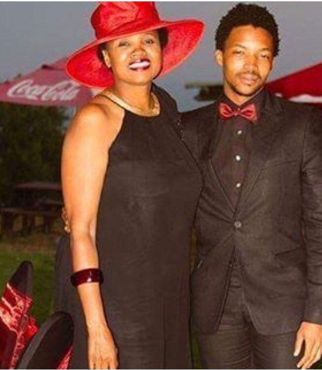 A tragedy. May @hopezinde soul R.I.P. She loved her son Warona completely. Drugs have no place in our society. https://t.co/YOEscay4vr
